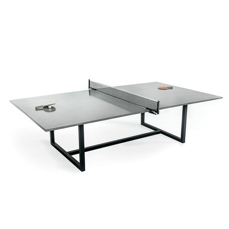 Vue Ping Pong Table (Stainless Steel Base)