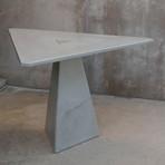 "Triangular Locking Dining Table (48""W x 48""D x 29.5""H)"