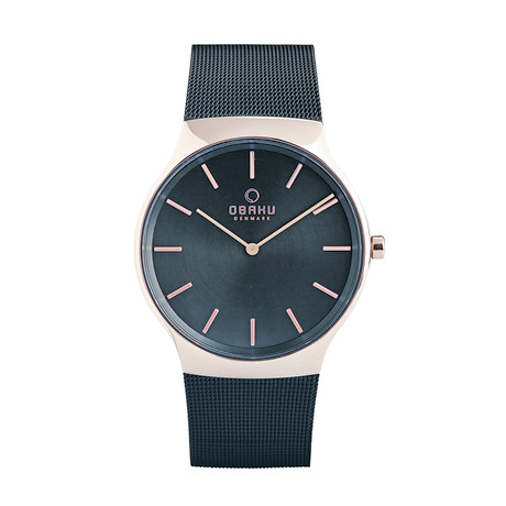 Obaku Rolig Night Quartz // V178GXVBMB