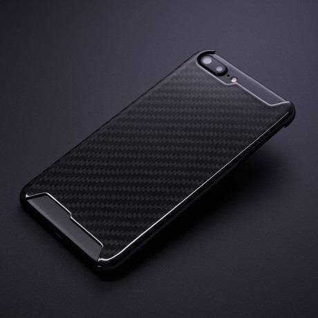 Carbon Fiber Case // Gloss