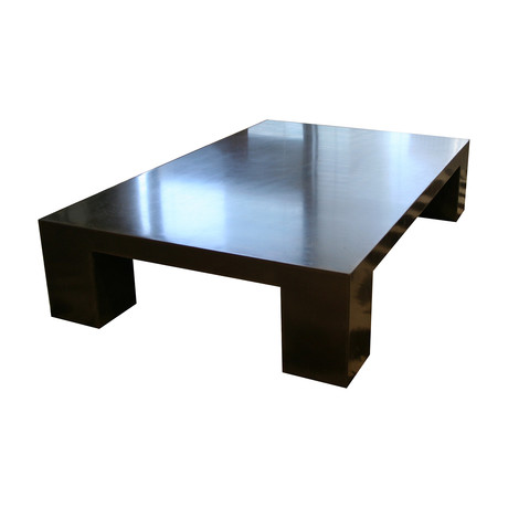 "Block Coffee Table (42"" Length)"