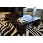 "Block Coffee Table (42"" Length)"