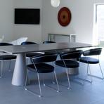 "Rectangular Locking Dining Table (72"" Length)"