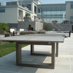 Ping Pong Table (Light Grey)