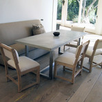 """Vue Dining Table (72"""" Length)"""