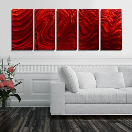 Hypnotic Sands // Red