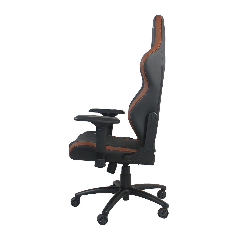 Ferrino // Gaming Chair // Black + Brown