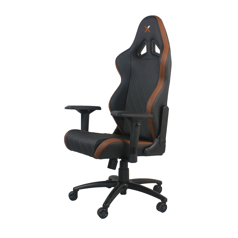 Genial Ferrino // Gaming Chair // Black + Brown