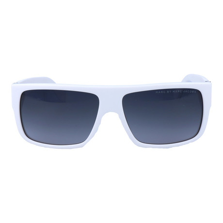 Thornton Sunglass // White