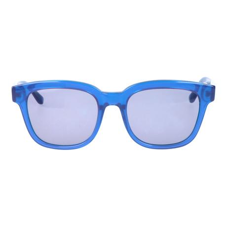 Rayan Sunglass // Pink + Blue
