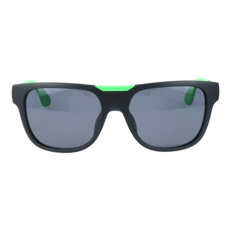 Lucas Sunglass // Grey + Green