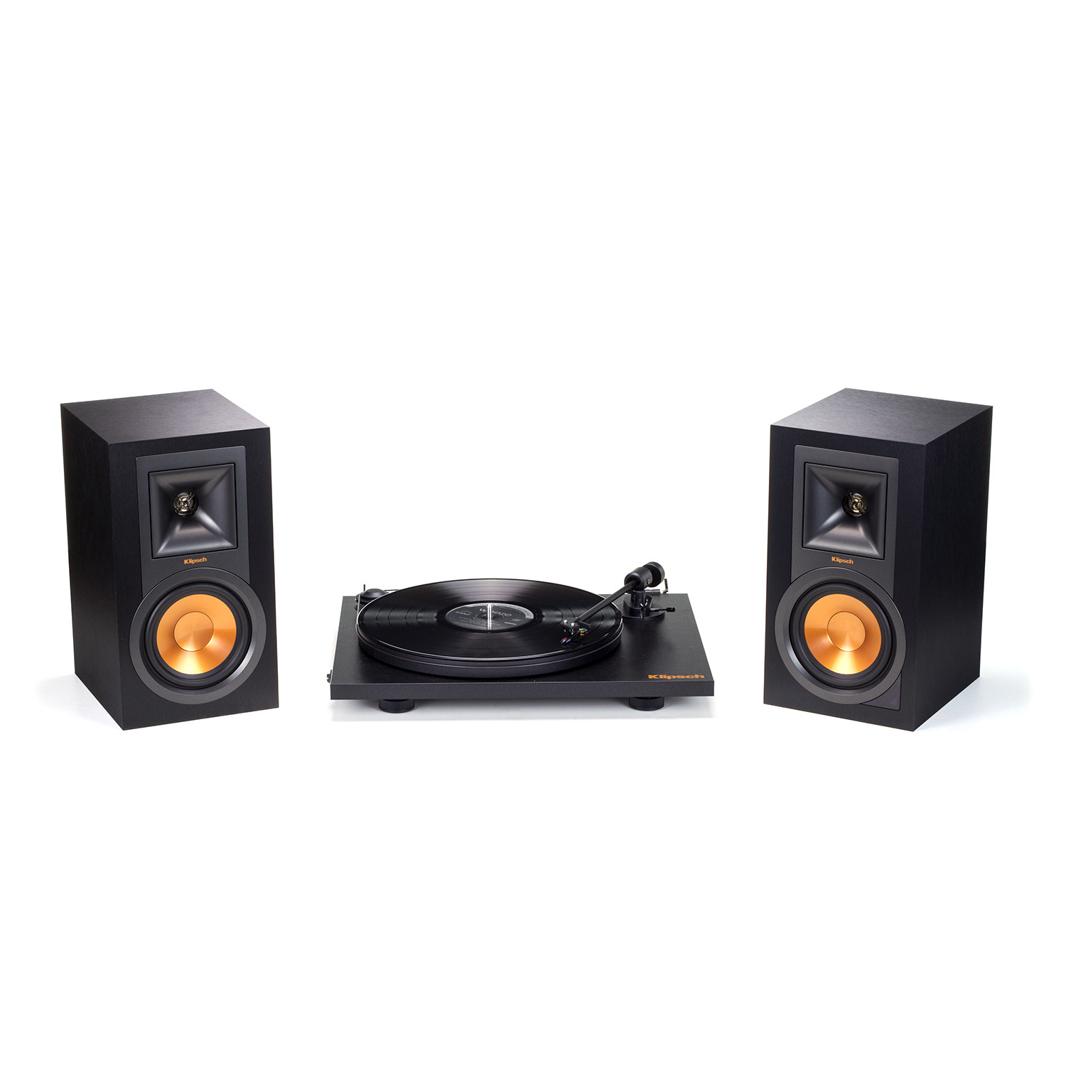 R-15PM + Pro-Ject Primary Turntable Bundle - Klipsch ...