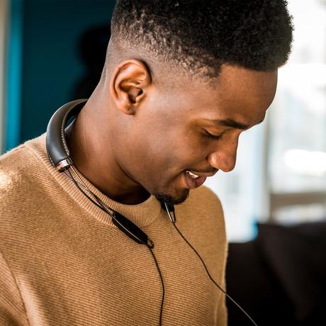 Neckband Bluetooth Headphones // R6