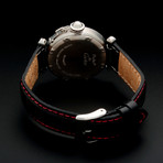 Cartier Pasha Gmt Automatic 3173 Tm1492 Pre Owned
