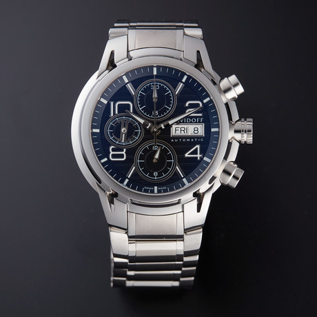 Davidoff Velero Chronograph Automatic // 20839 // Store Display