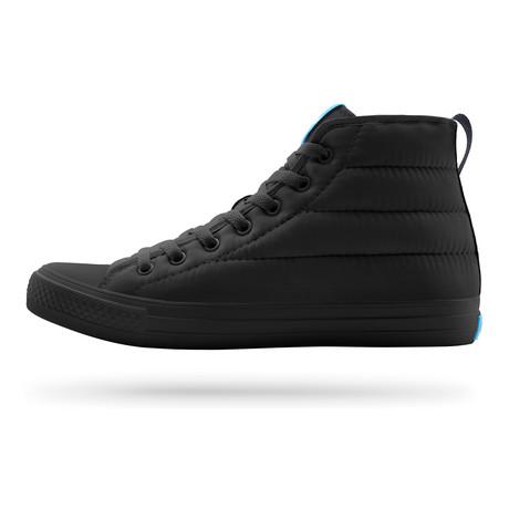 Phillips Puffy Sneaker // Really Black