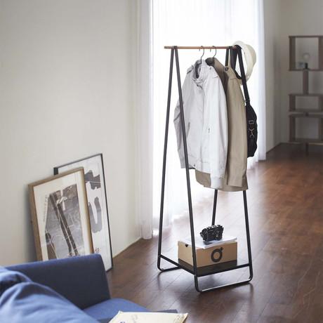 Tower // Free Standing Hanger (Black)