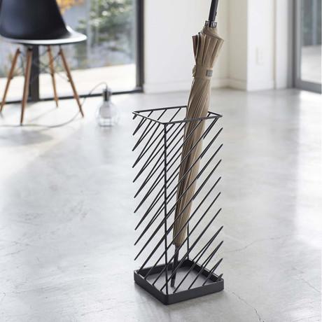 Slash // Umbrella Stand (Black)