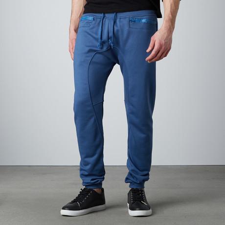 Ziddy Skinny Jogger // Blue