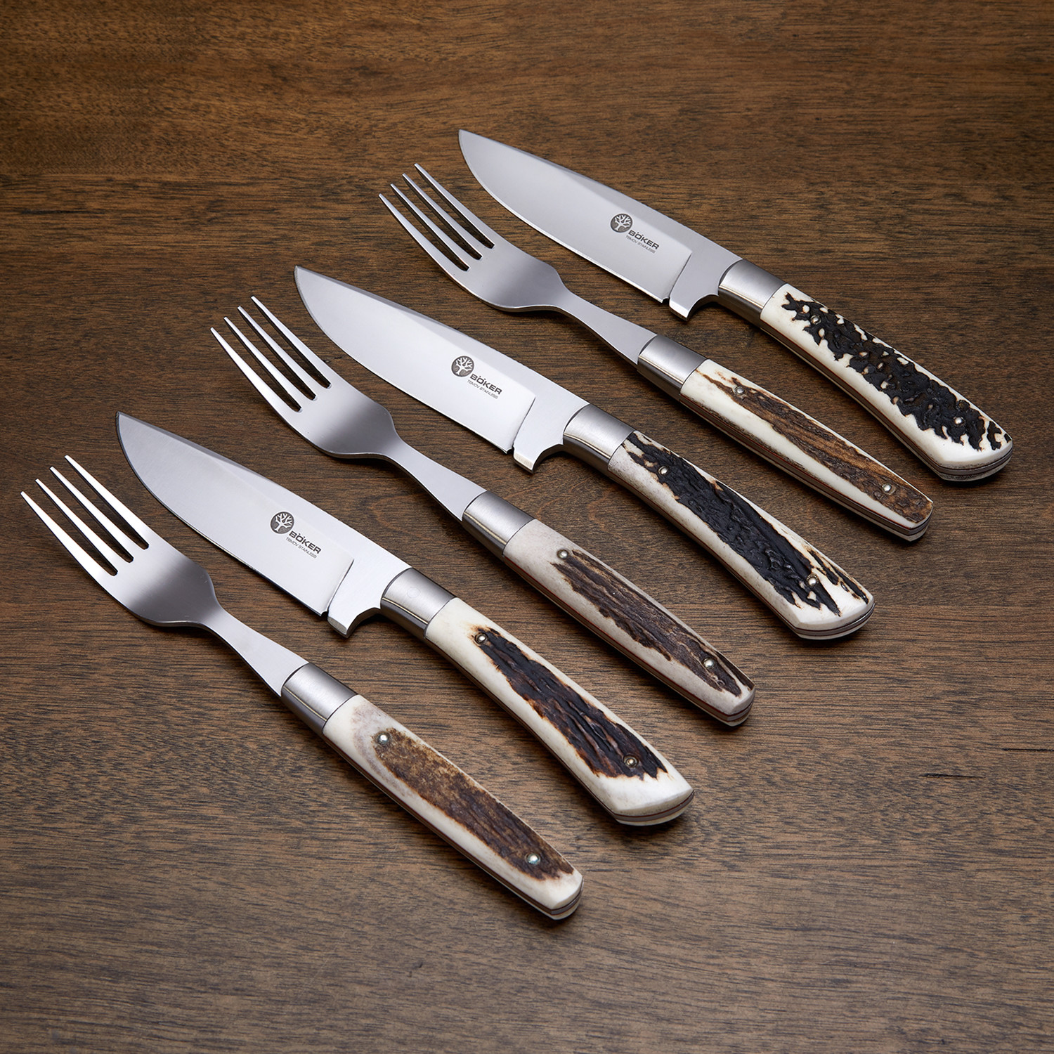 Modern Kitchen Knives boker - argentinian-made kitchen knives - touch of modern