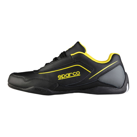 Jerez // Black + Yellow (Euro: 39)
