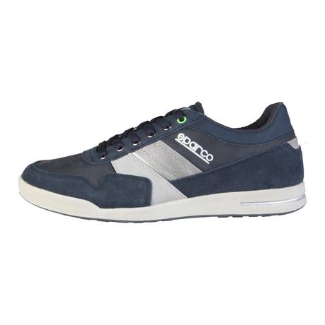 Varano Sneaker // Deep Blue