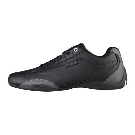 Zandvoort Low-Top Sneaker // Black + Grey (Euro: 40)