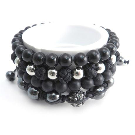 Rocker Bracelets // Set of 4