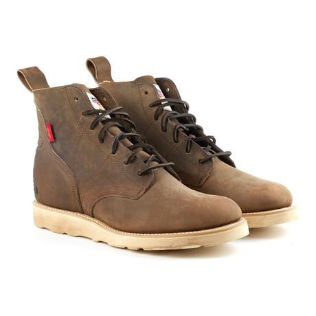 Crazy Horse Chukka // Tan