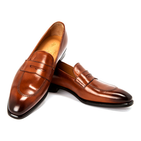 Picasso Penny Loafer // Brown (UK: 6)