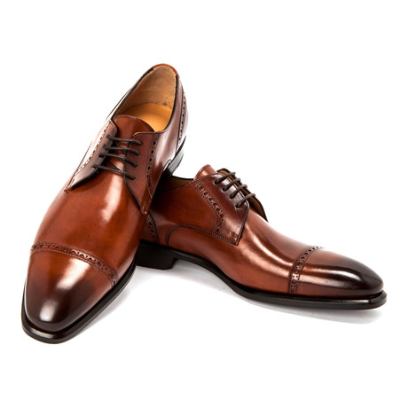 Caravaggio Dress Shoe // Brown (UK: 6)
