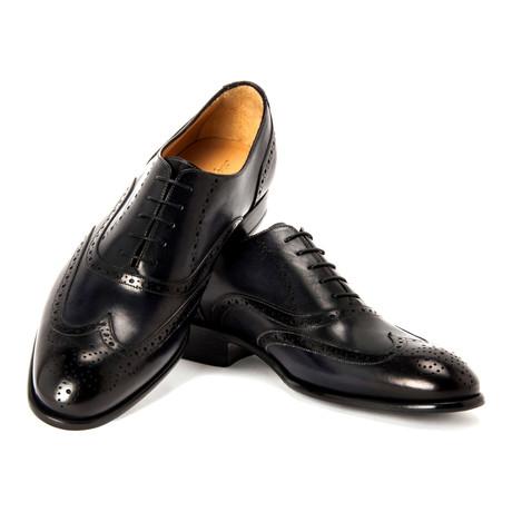 Stefano Borella // Giotto Dress Shoe // Black