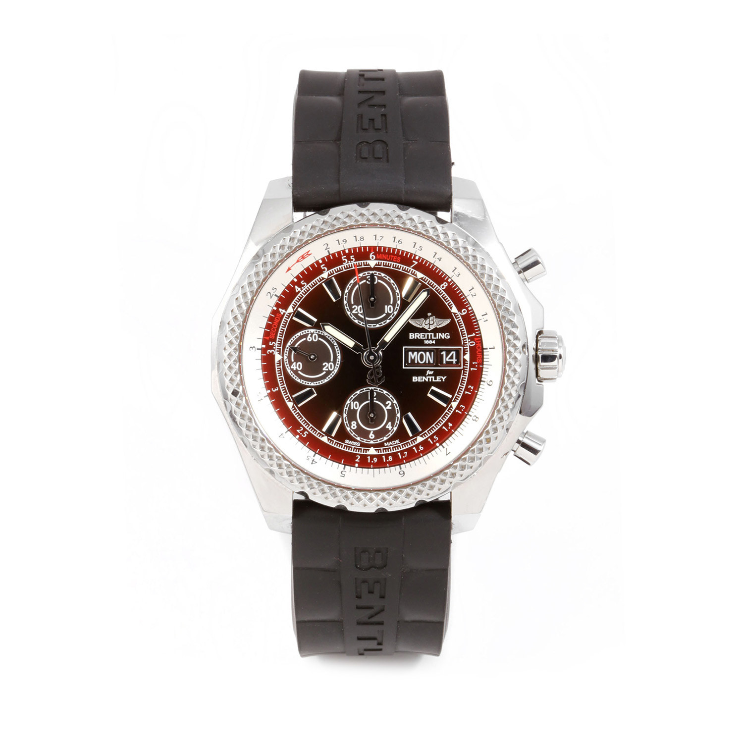 Pre Owned Bentley For Sale: Breitling Bentley GT II Automatic // A13365 // Pre-Owned