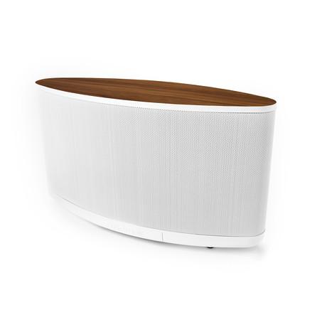 AxiomAir N3 WiFi Speaker // White
