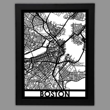 Boston (Black-on-White)