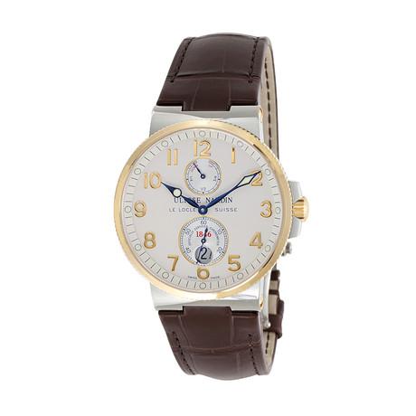 Ulysse Nardin Maxi Marine Chronometer Automatic // 263-66/60 // Unworn