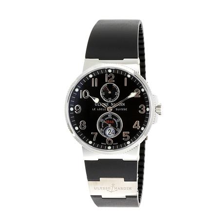 Ulysse Nardin Maxi Marine Chronometer Automatic // 263-66-3/62 // Unworn