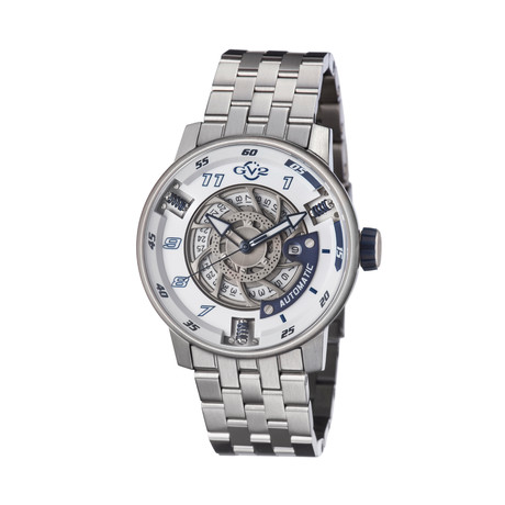 GV2 Motorcycle Sport Swiss Automatic // 1301B