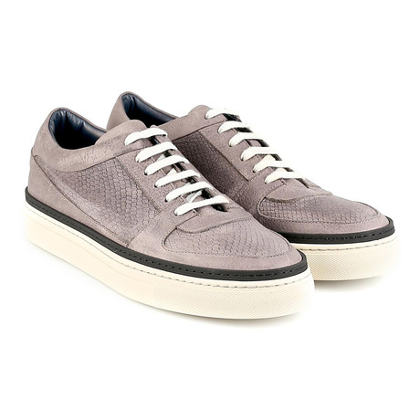 Reggio Low-Top Sneaker // Grey (Euro: 40)