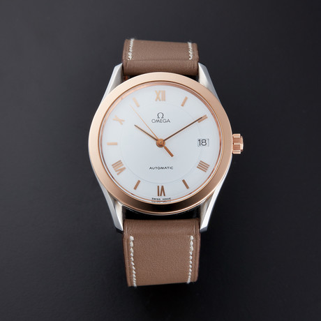 Omega Date Automatic // Pre-Owned