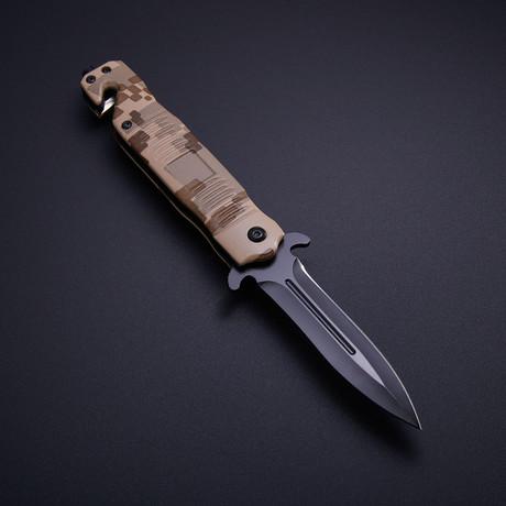 Camo Dagger