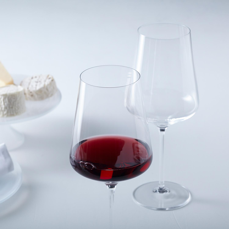 Puccini Red Wine Glasses 750 Ml Set Of 6 Leonardo