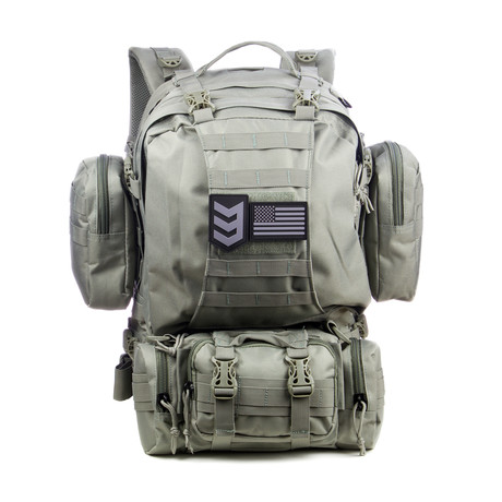 Paratus 3-Day Operator's Pack (Black)