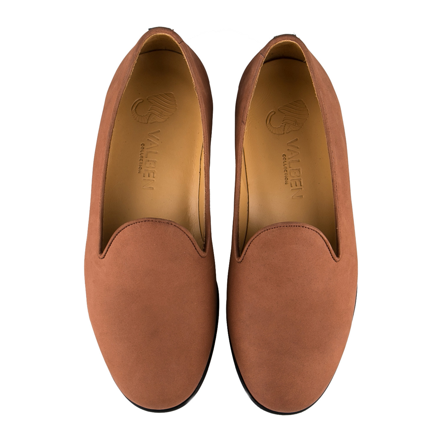 Men's moccasin slippers are designed for comfort and functionality. Each style offers a fleece insole to surround your tired foot with softness. The attractive suede exterior of these slippers make them multipurpose shoes: you can wear them both indoors and for a quick trip outdoors.