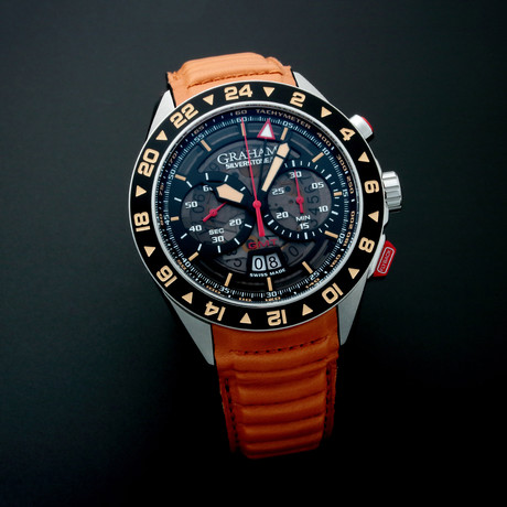 Graham Silverstone RS GMT Automatic // Limited Edition // 2STDC.B08A // Unworn