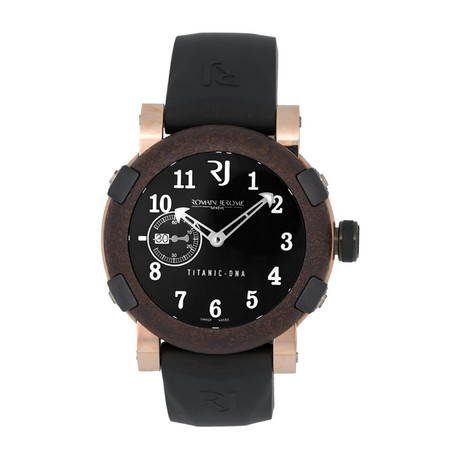 Romain Jerome Titanic DNA Automatic // T.OXY3.2222.00.BB // New