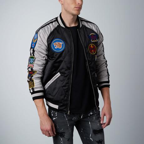 Traveler Souvenir Jacket // Black