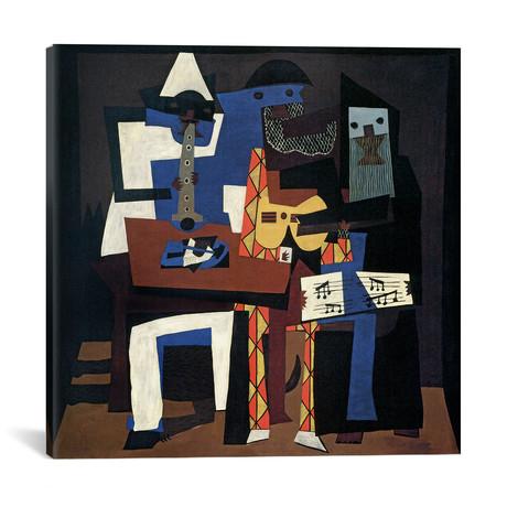 Three Musicians // Pablo Picasso