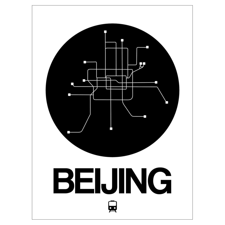 Beijing City Subway Map.Beijing Subway Map Orange Subway City Maps Touch Of Modern