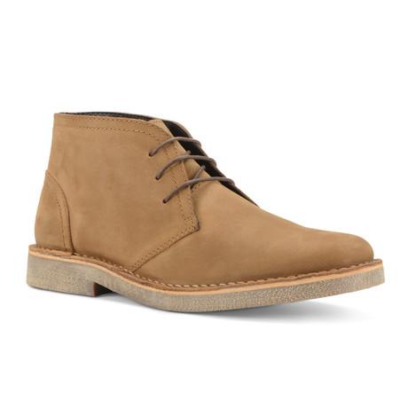 Saxon Desert Boot // Mojave + Honey